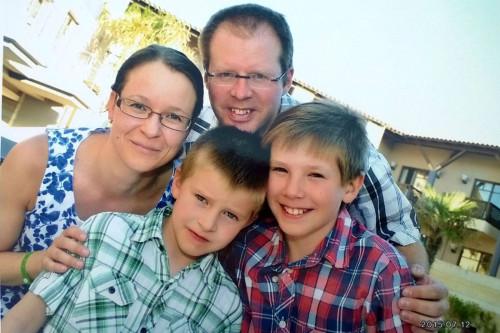 Family at Crete