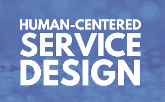 Human-centered service design -title image