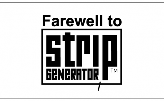 Farewell to Stripgenerator
